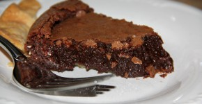 Old-fashioned Fudge Pie