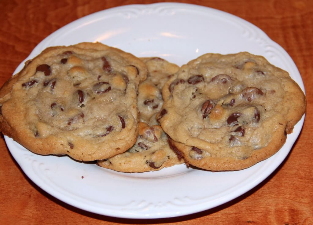 Chocolate Toffee Cookies Recipe — Dishmaps