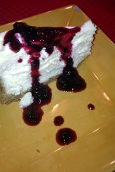cheesecakewithraspberry