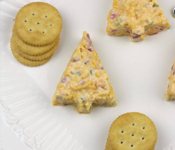 Give your next party an extra dose of fun with this spicy Jalapeno Pimento Cheese—easy and classic Southern Pimento Cheese with a kick from diced jalapeno peppers!