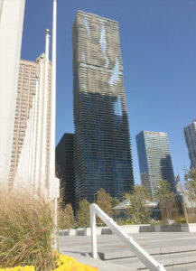chicago travel guide--chicago known for buildings.